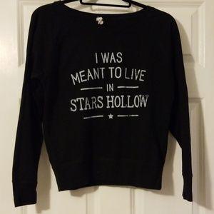 *3 for $15* 'Gilmore Girls' Black Shirt